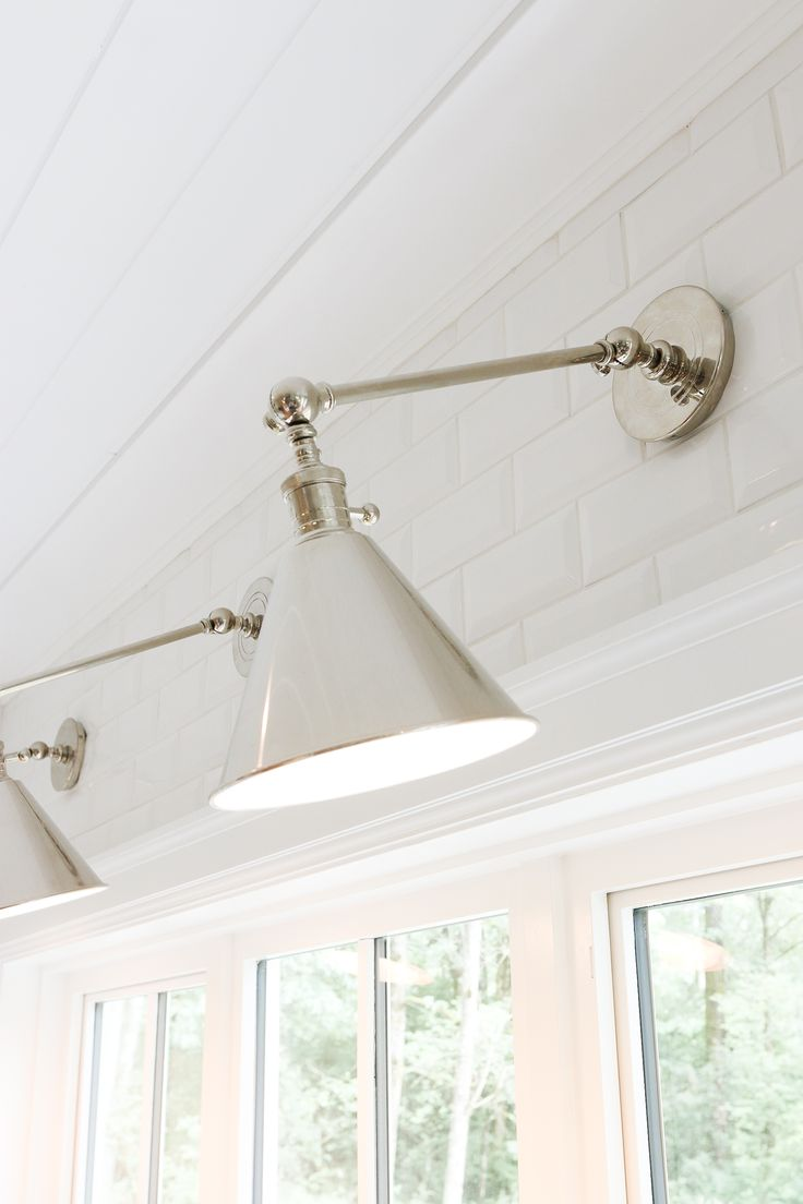 Wall Light Over Kitchen Sink : Best 25+ Over sink lighting ideas on Pinterest