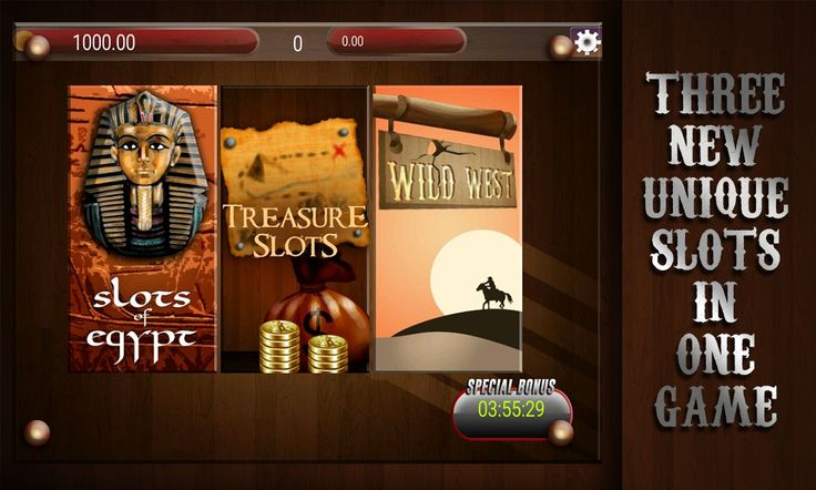 Jackpot Slot Madness  Simple, but beautiful casino slot game in android .