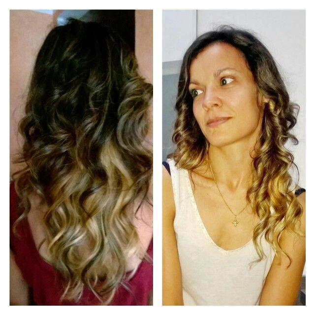 Trend 2015: colorazione ecaille ovvero effetto tartaruga! Solo da Alex Style! #trend2015 #trendyhair #colorazione #ecaille #effettotartaruga #hair #haircolor #capelli #capellicolorati #effettonaturale #hairstylists #parrucchieri #acconciatori #onlythebest #hairstylist