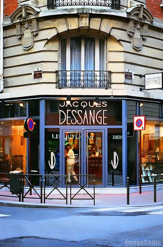 Jacques Dessange, Paris