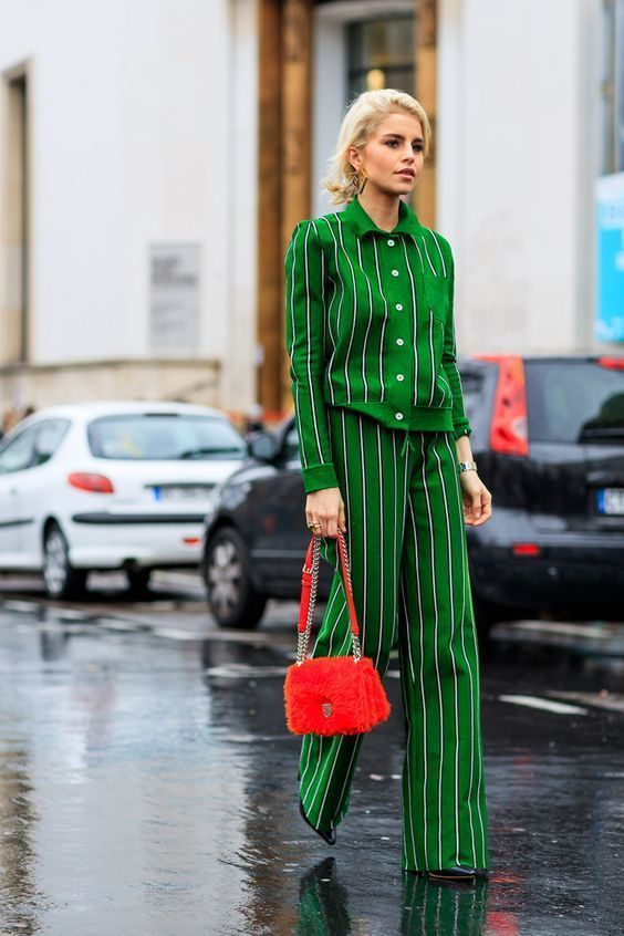 The Best Street Style Inspiration & More Details That Make the Difference in late winter 2018
