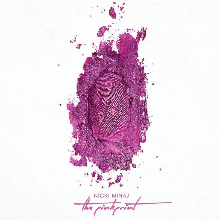 New arrival: The Pinkprint by Nicki Minaj
