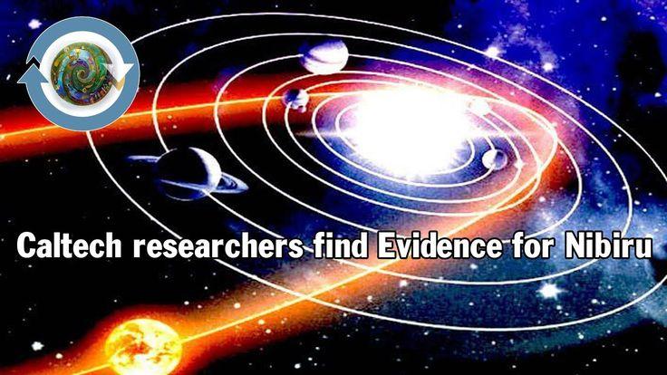 Caltech researchers find Evidence for Nibiru