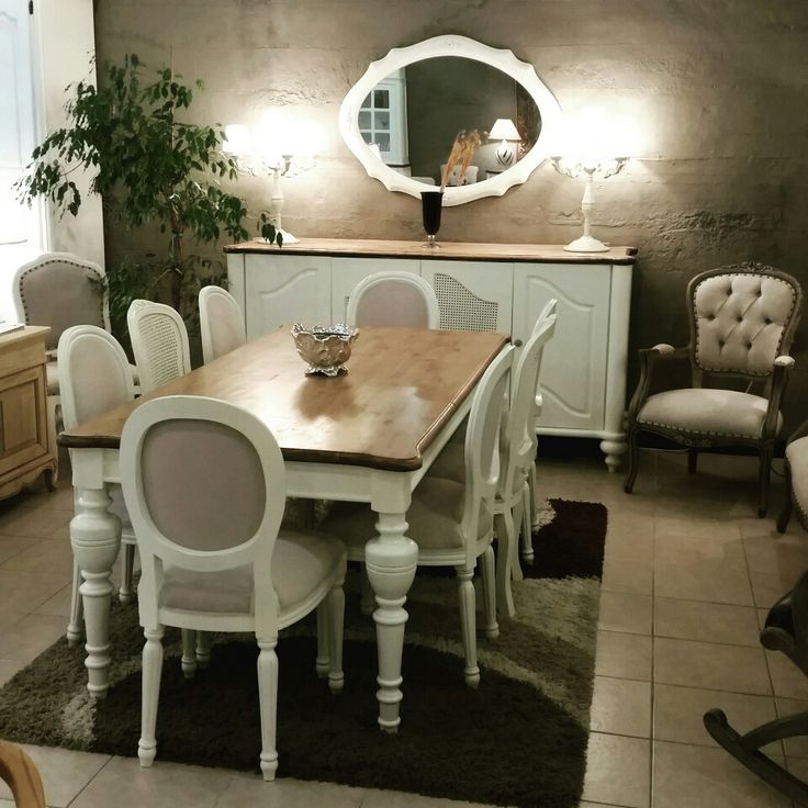 İroko yemek odası
