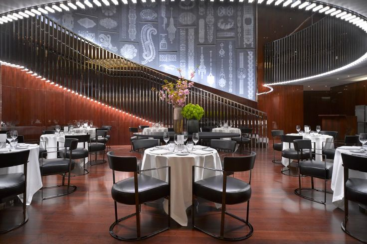 Luxury restaurant in London - Bulgari Hotel Resort