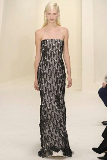 Christian Dior Haute Couture Spring 2014 (JLaw Oscars prediction?)