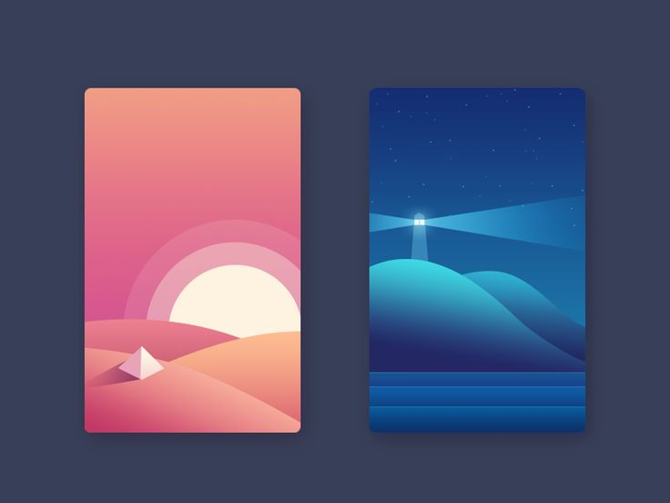 illustration of Day and Night for fun :)                                                                                                                                                                                 More
