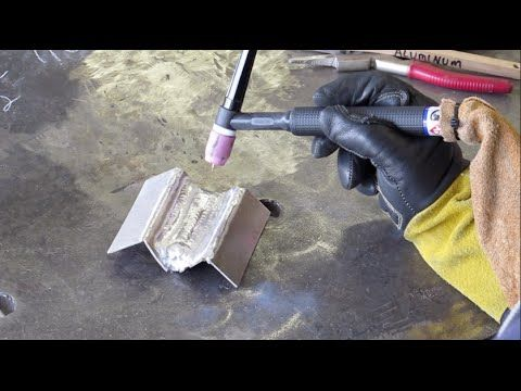 Basic Aluminum TIG Welding