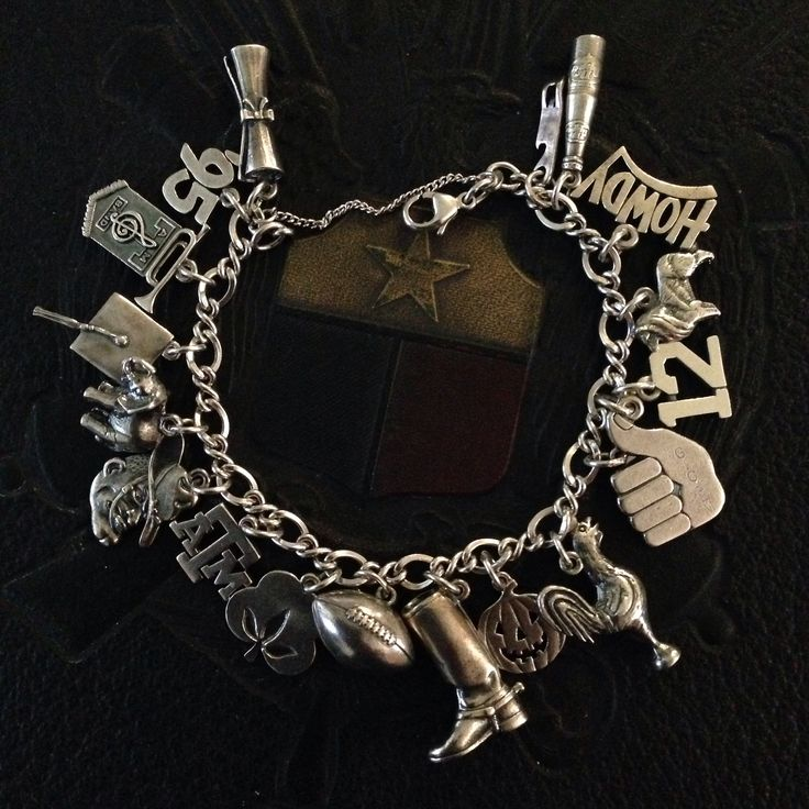 Love this Aggie-inspired bracelet!