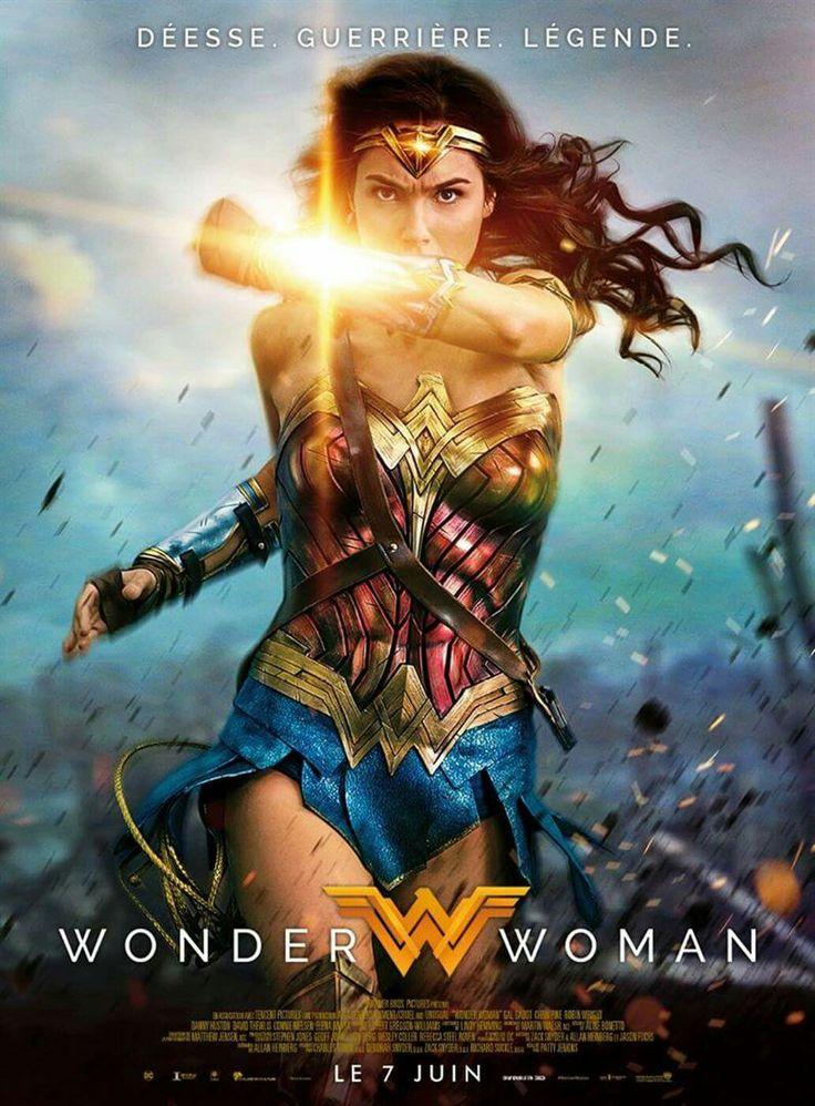 Séance de rattrapage : Wonder Woman, ou quand la beauté ne fait pas tout...  http://ow.ly/86SS30cNudu