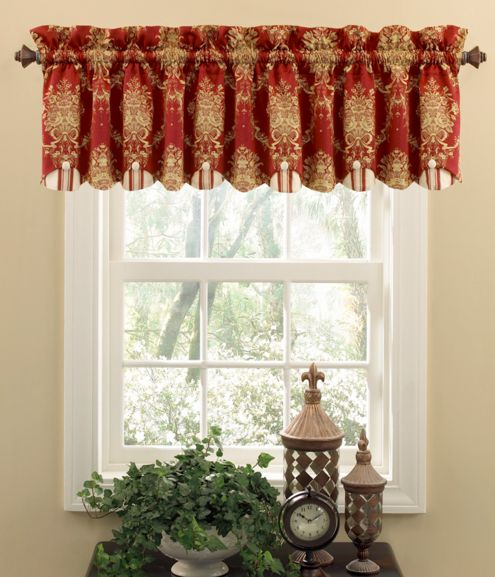 1000 Ideas About Waverly Curtains On Pinterest Waverly Valances Valances And Kitchen Valances