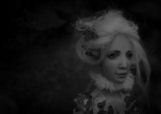 ''Papillon'' by Romantic Wonders Dolls