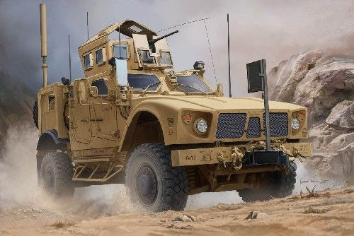 US M-ATV MRAP Vehicle 1/16 Trumpeter