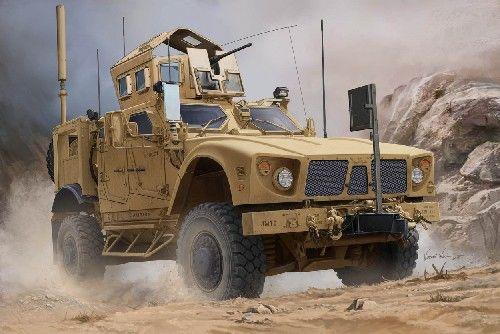 US M-ATV MRAP Vehicle 1/16 Trumpeter