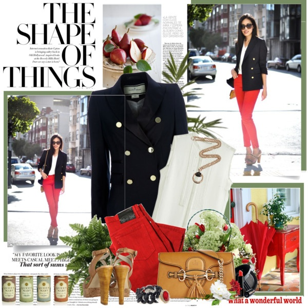 created by mizrose on Polyvore