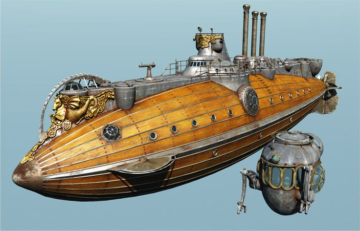 Beautifully done! ~ Steampunk Vehicles | 85 posted on 07/22/2011 12:55:06 PM PDT by Oztrich Boy (Monarchy is ...