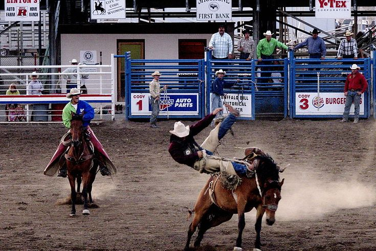 Cody Wyoming Rodeo