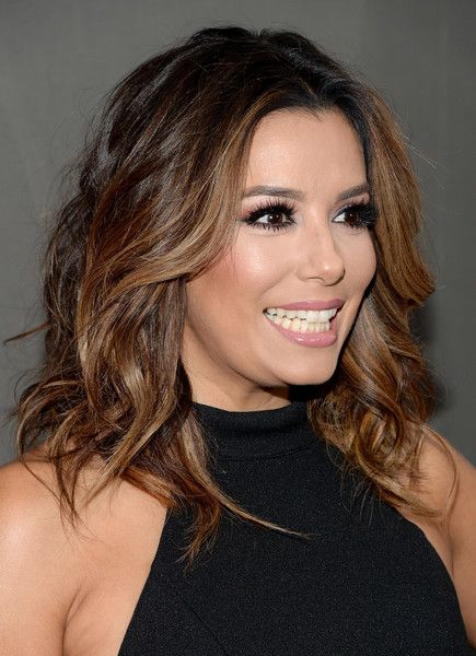 The 25 best eva longoria hair ideas on pinterest eva longoria eva longoria medium wavy cut urmus Choice Image