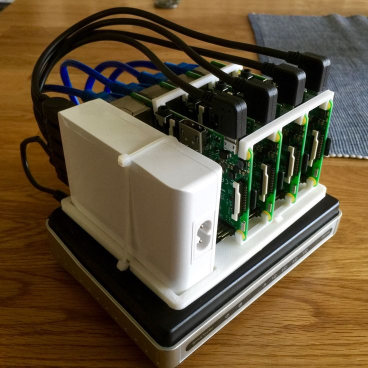 I am always interested in trying things out. Recently I have had the idea to build a small Raspberry Pi cluster, both as an exercise but…