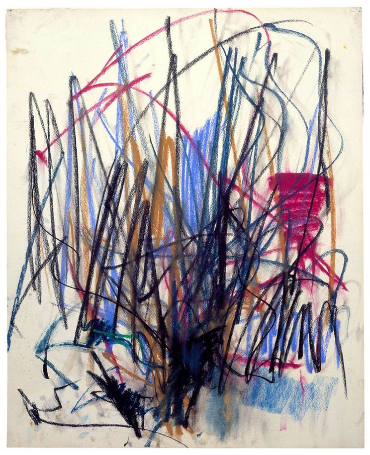 Joan Mitchell - ST, 1978