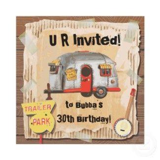 McBooboo's Invitations for all occasio