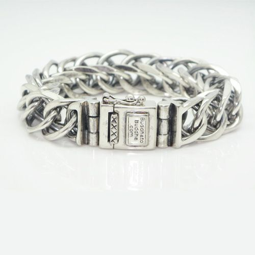 Buddha to Buddha Armband Frauen Schmuck massiv 925 Sterling Siler