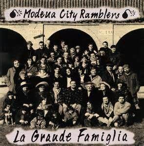 Modena City Ramblers – La Grande Famiglia (1996)