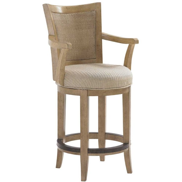 ... Counter Stool $699.00 fabric Pinterest Sands, Stools and Swivel