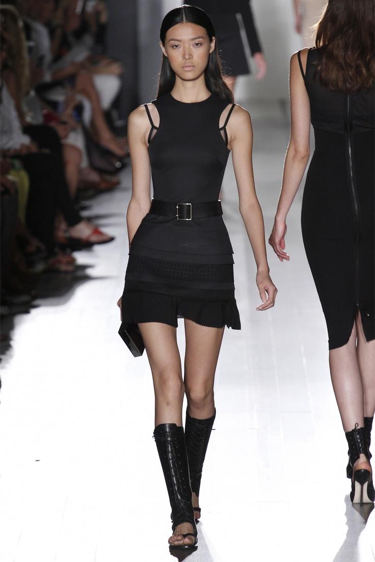 Victoria BeckhamReady To Wear, Minis Dresses, 2013 Readytowear, Fashion Weeks, 2013 Rtw, Victoria Beckham, Beckham Springsummer, Spring 2013, Ss 2013