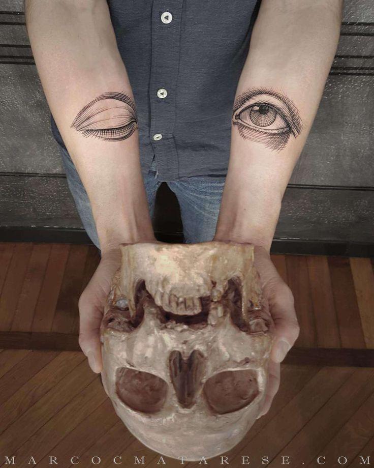 Eyes by Marco C. Matarese (puro tattoo studio)   Etching, linework, engraving. Milan, Italy. #purotattoostudio #marcocmatarese #matarese #incisione #etching #engraving #drawing #lines #blackwork #milano #milan #tatuage #ink #tattoo #tattooist #nero #tatuatore #linework #blackart #acquaforte #blackline #tattooideas #inktattoo #black #crossetching #purotattoostudio #sculltattoo