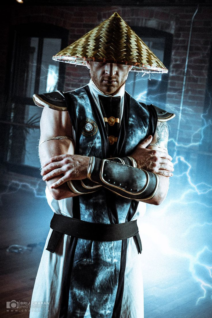 Cosplay - Mortal Kombat - Raiden by ~brijcharan on deviantART