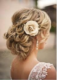 coiffure mariée avec gypsophile - Recherche Google