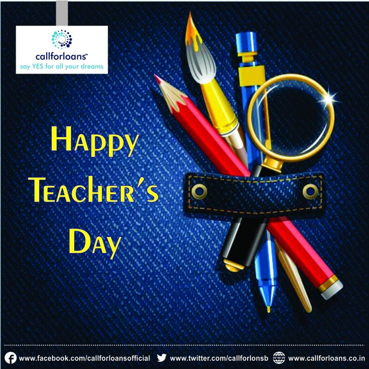 Thanks to every teacher for making us so confident and sharing your great knowledge to see our success in life's and a true inspirations to us. #happy #TeachersDay