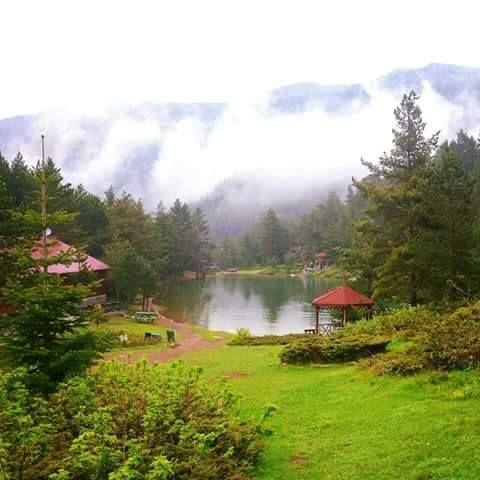 Limni lake-Gümüşhane-TURKEY