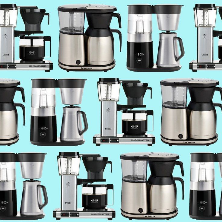 One of Our Favorite Drip Coffee Makers Is 20% Off Today
