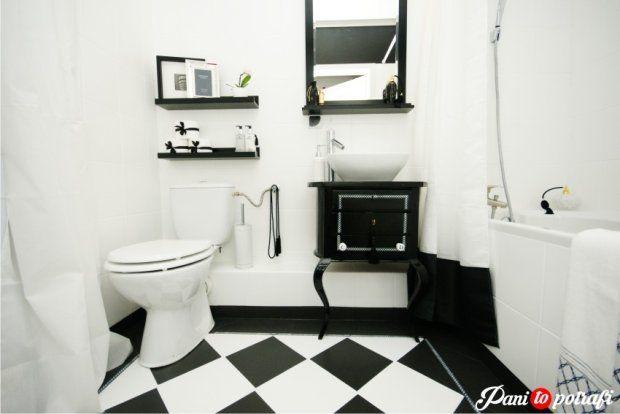 Zdjęcie numer 10 w galerii - Metamorfoza łazienki w bloku w weekend