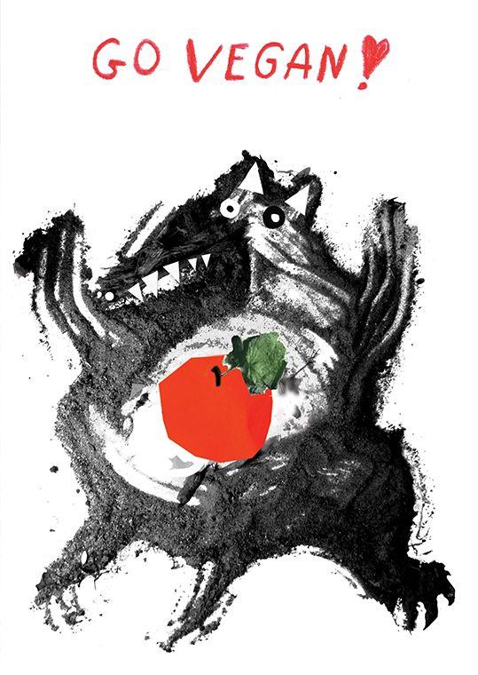 Go Vegan! poster
