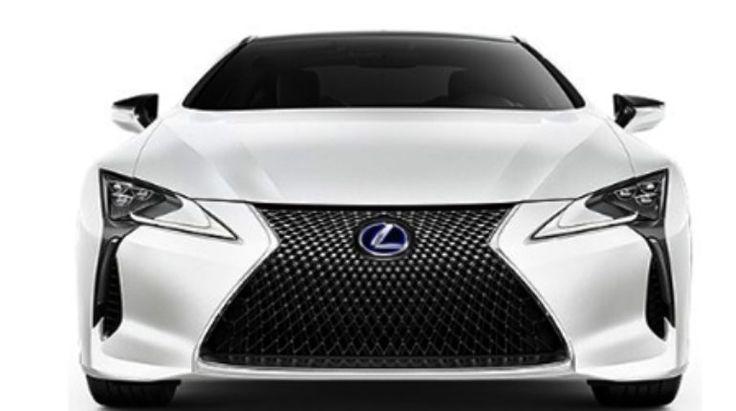 2018 Lexus LC 500 Review USA