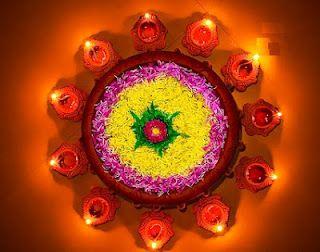 Diwali Diya Decoration Ideas
