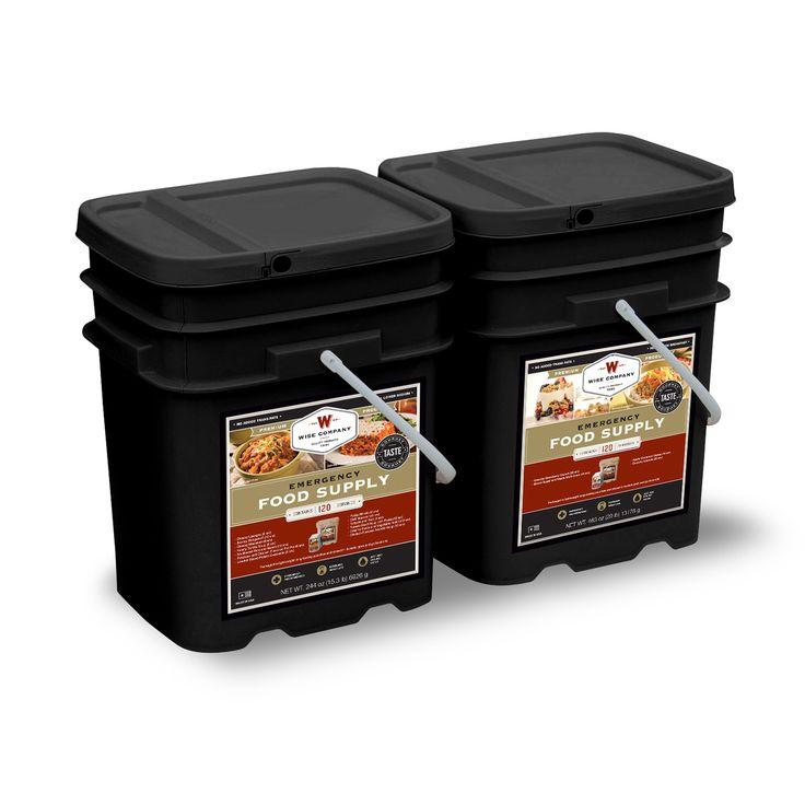 Vegetarian long term kits emergency food wise foods