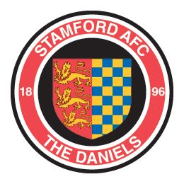 Stamford A.F.C. is an English football club based in Stamford, Lincolnshire and are currently members of the Premier Division of the Northern Premier League. Their nickname, the Daniels, comes from Daniel Lambert, reputedly the fattest man in English history, who died in Stamford and is buried in St Martins churchyard close to the ground