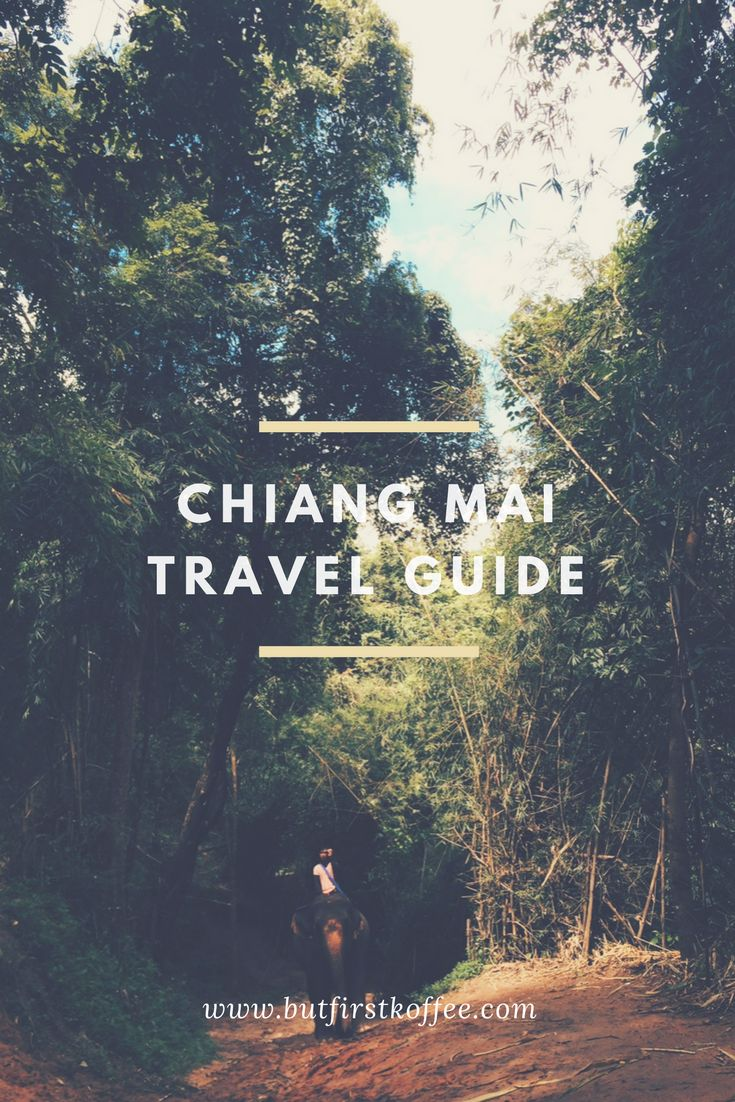 Chiang Mai Travel Guide- But First Koffee