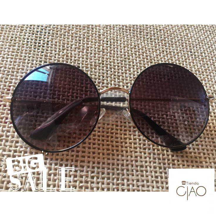 Super descuentos en gafas de sol