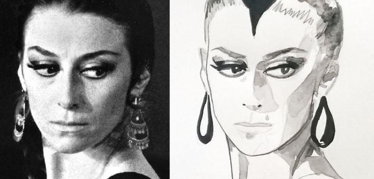 Black Swan // Maya Plisetskaya | Black swan, Swan, Maya