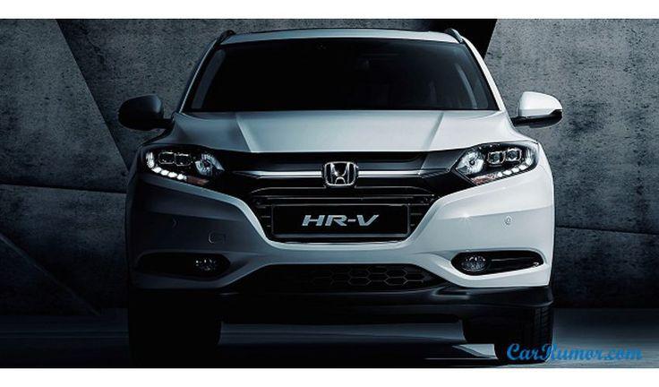 2018 Honda HRV Redesign, Changes, Price and Release Date Rumor - Car Rumor