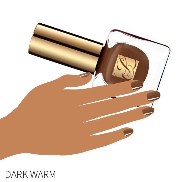 Best Nail Color For Dark Skin Tone: Best 25+ Nude Nail Polish For Dark Skin Ideas On Pinterest