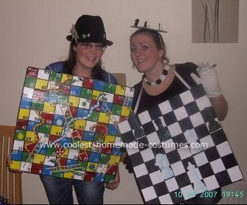 board games costume who says halloween is just an excuse for girls to dress up - Board Games Halloween Costumes
