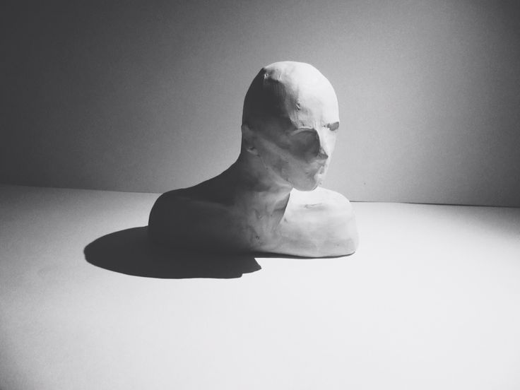 "Plasticine Man -  from ""Missing Pieces"" || Valentina Sartori"