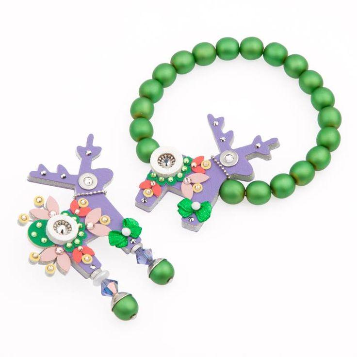 Jelení šperky - Jelikonoce - Hala a Bala