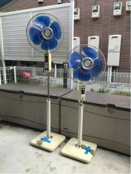 東芝扇風機 スライド扇